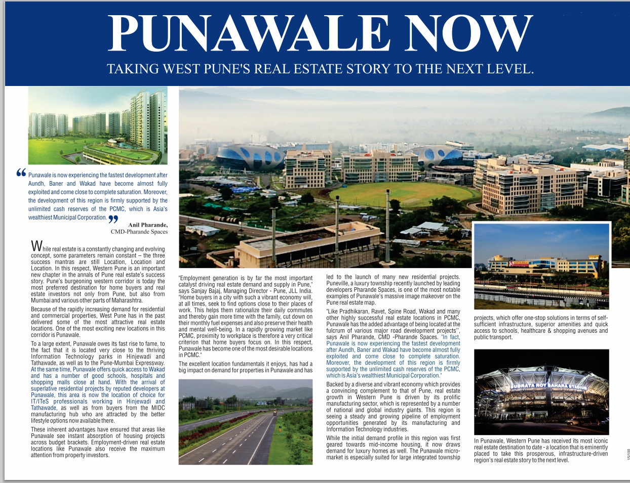Taking West Pune Real Estate To The Next Level
